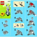 Lego Building Project For Kids 60