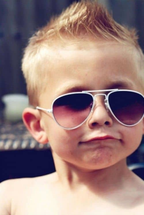 Little Boy Haircuts Inspiration 16