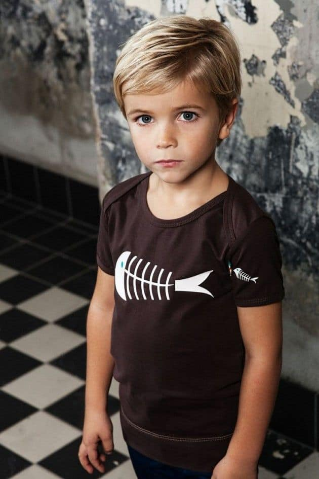Little Boy Haircuts Inspiration 18