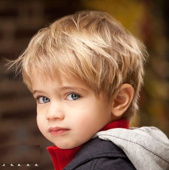 Little Boy Haircuts Inspiration 2