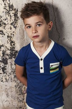 Little Boy Haircuts Inspiration 22