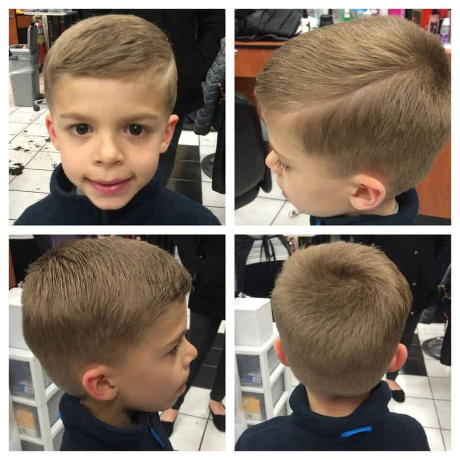 Little Boy Haircuts Inspiration 27