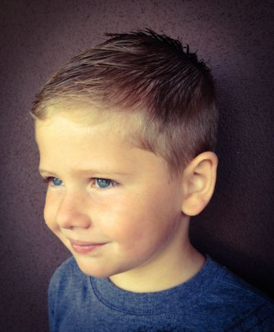 Little Boy Haircuts Inspiration 35