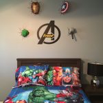 Avengers Bedroom Ideas 23