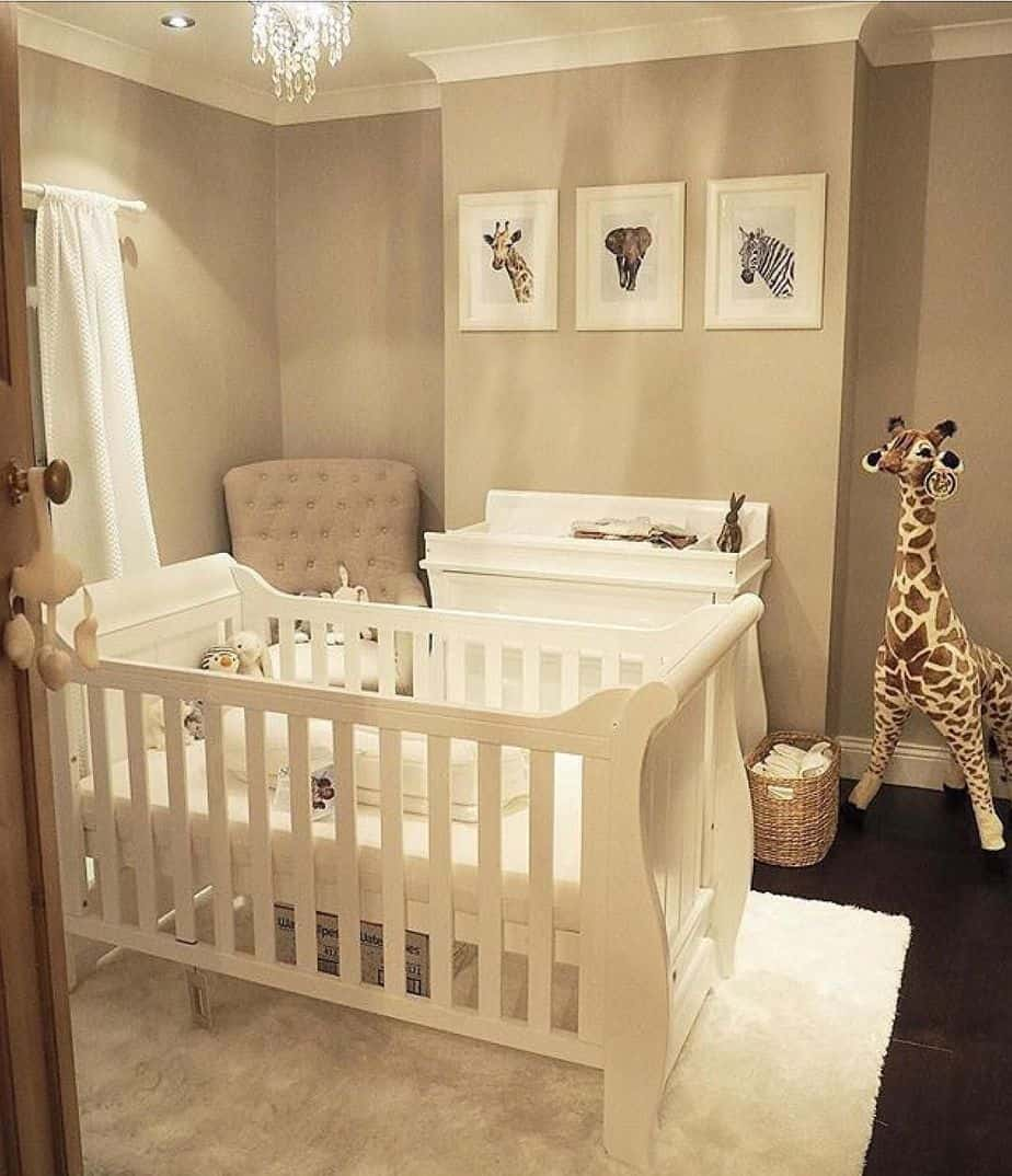 10 Gender Neutral Nursery Decorating Ideas: Gender Neutral Nursery 3