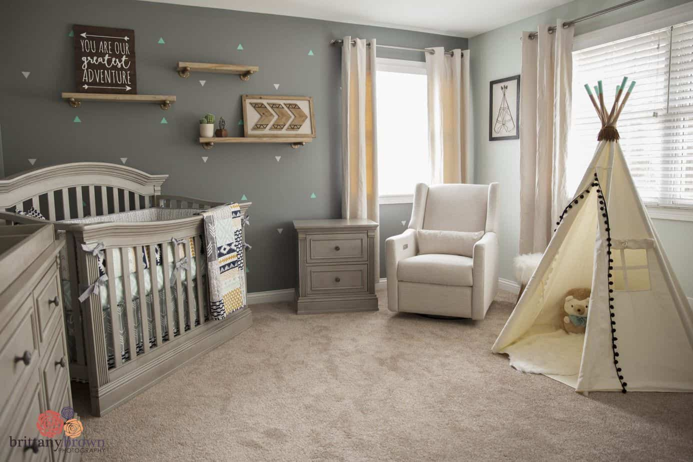 gender neutral nursery 7 mybabydoo. Black Bedroom Furniture Sets. Home Design Ideas