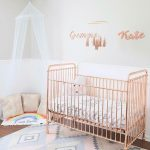Rose Gold Crib 15