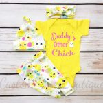 Newborn Easter Outfit 2