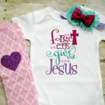 Newborn Easter Outfit 34