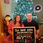 Christmas Pregnacy Announcment 24