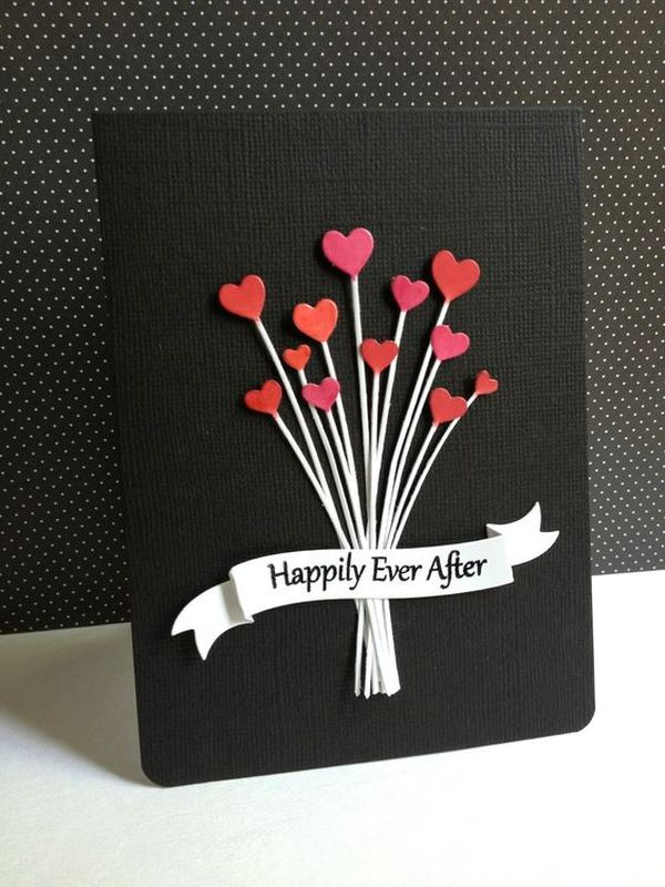 DIY Valentine Card 4 Result