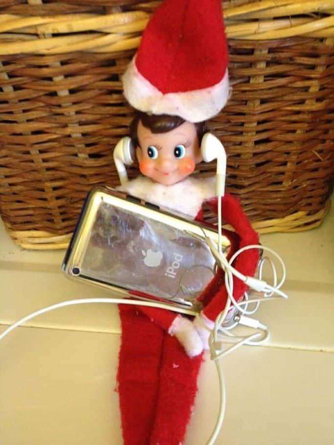 Elf On The Shelf 14 Result