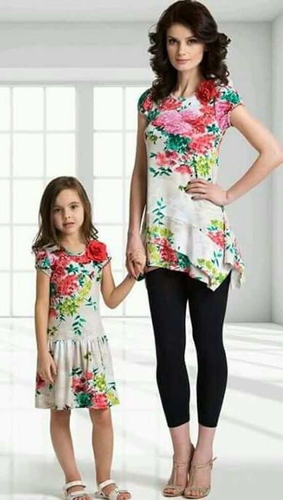 Floral Dress Kids 11 Result