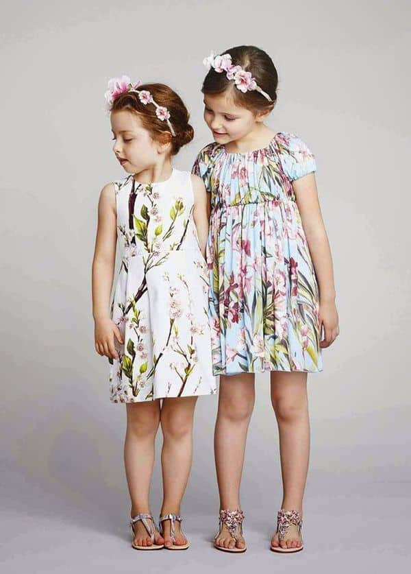 Floral Dress Kids 5 Result