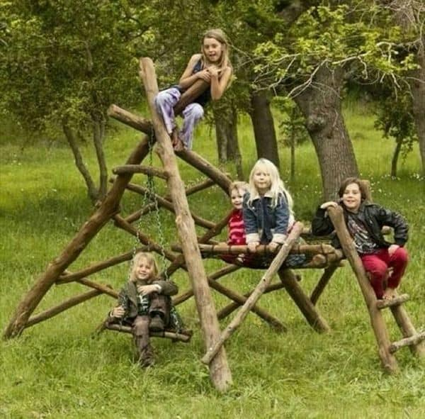 Natural Playscape Kids 11 Result