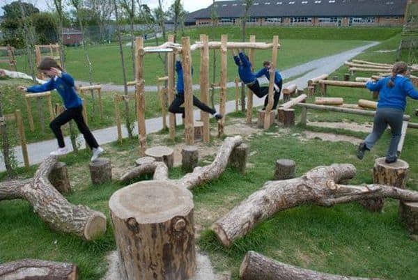 Natural Playscape Kids 13 Result