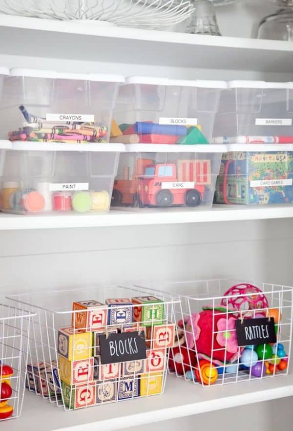 Organizing Kids Room 1 Result
