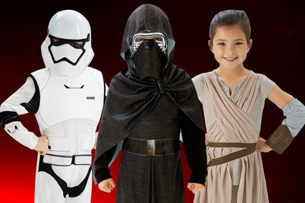 Starwars Party Costume Result