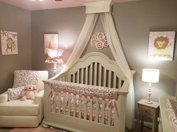 Pink Grey Nursery 2 Result