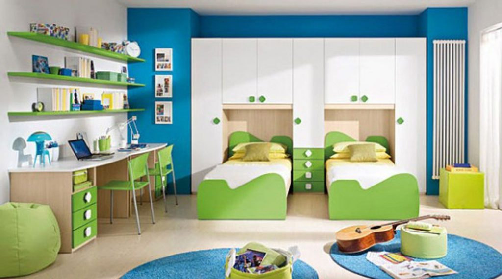 17 Simple And Brilliant Small Children S Room Ideas My Baby Doo