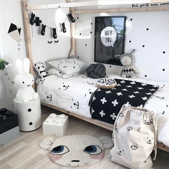 Cool Kids' Room Decor Ideas