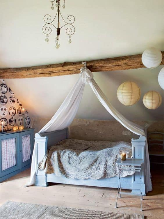 Sweet Vintage Bedroom Ideas