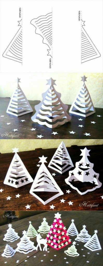 Christmas Tree Crafts 8