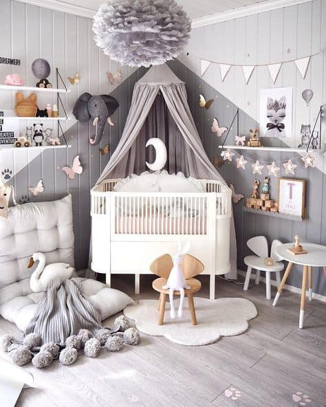 Cute Baby Rooms 1 - mybabydoo