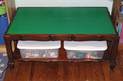 DIY Lego Tables 11