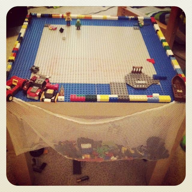 DIY Lego Tables 13