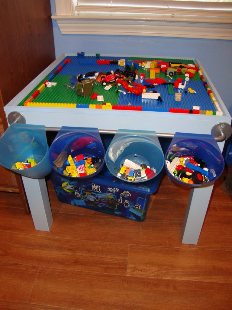 DIY Lego Tables 9