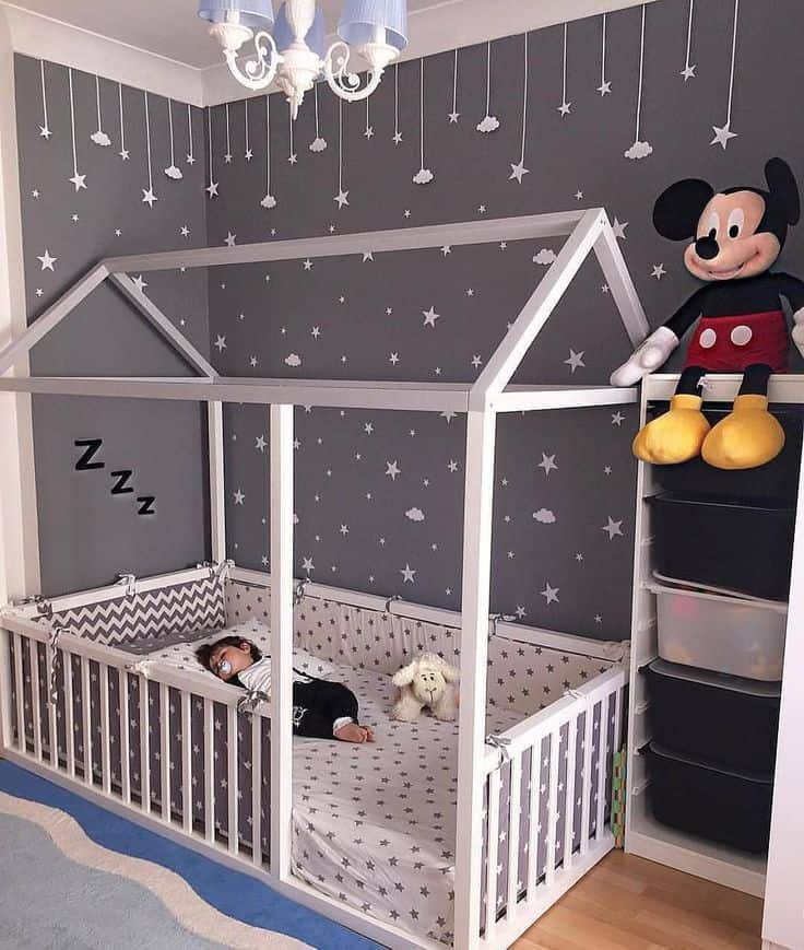 Kids Rooms Paint 14