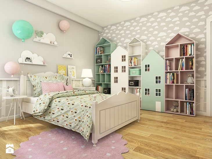 Kids Rooms Paint 22