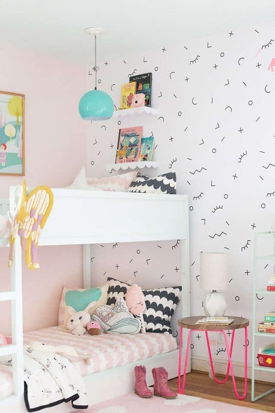 Kids Rooms Paint 24