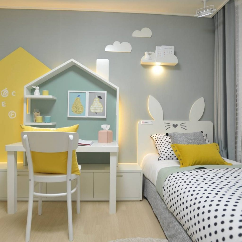Kids Rooms Paint 3
